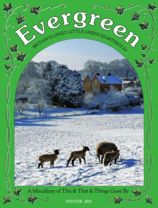 Evergreen Winter 2013