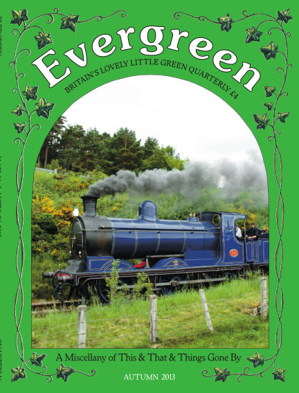 Evergreen October 01, 2013 00:00