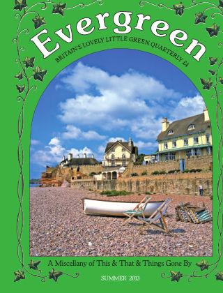 Evergreen Summer 2013