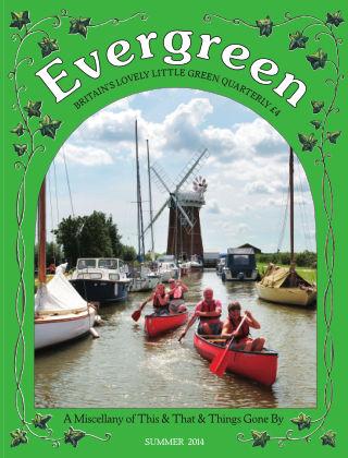 Evergreen Summer 2014