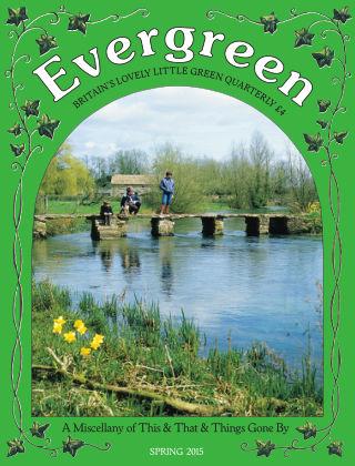 Evergreen Spring 2015