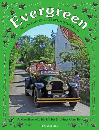 Evergreen Summer 2015