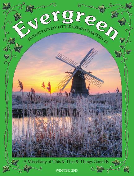 Evergreen November 18, 2015 00:00