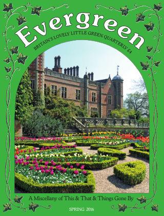 Evergreen Spring 2016