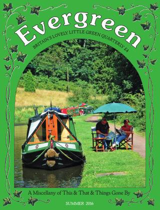 Evergreen Summer 2016