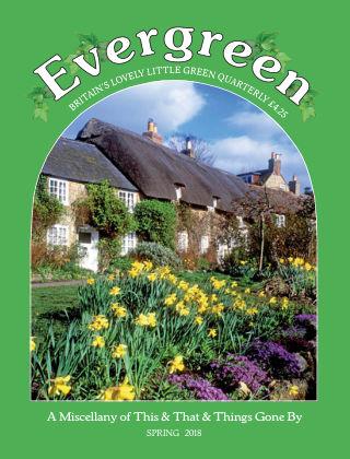 Evergreen Spring 2018