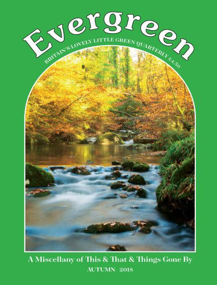 Evergreen September 05, 2018 00:00