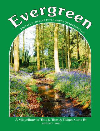 Evergreen Spring 2019