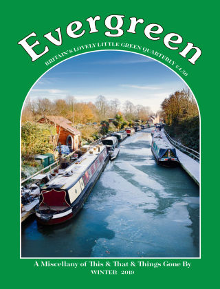 Evergreen Winter 2019 Issue