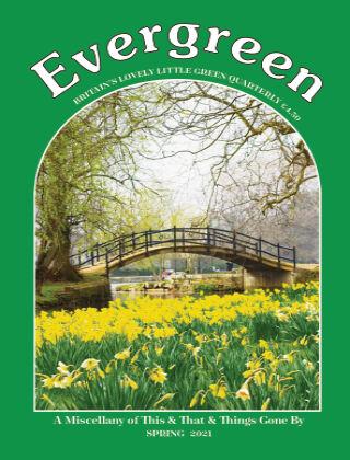 Evergreen Spring 2021