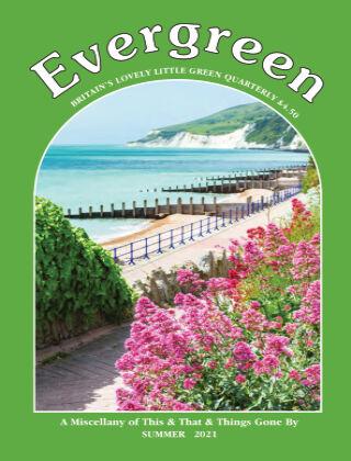 Evergreen Summer 2021