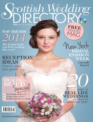 Scottish Wedding Directory January 2014