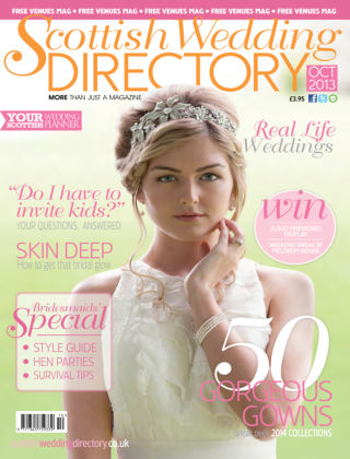 Scottish Wedding Directory October 2013