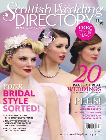 Scottish Wedding Directory July 01, 2014 00:00