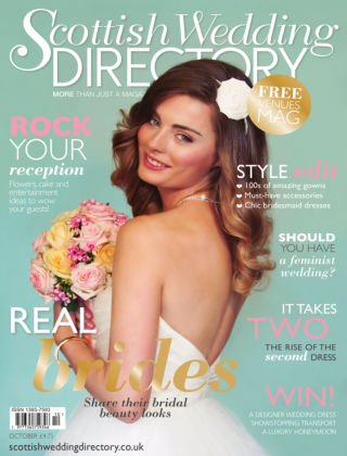 Scottish Wedding Directory October 2014