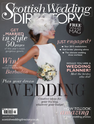 Scottish Wedding Directory January 2015
