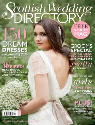 Scottish Wedding Directory Summer 2015