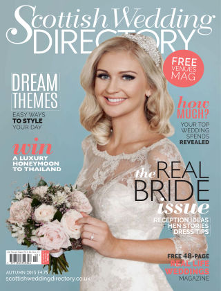 Scottish Wedding Directory Autumn 2015