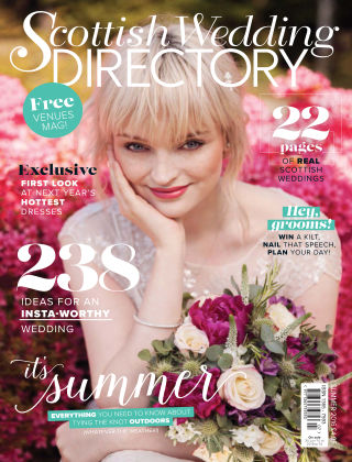 Scottish Wedding Directory Summer 2016
