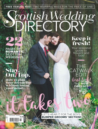 Scottish Wedding Directory Summer 2017