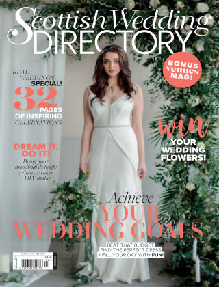 Scottish Wedding Directory Spring 2018