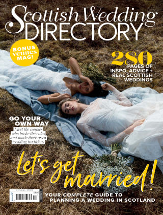 Scottish Wedding Directory Summer 2018