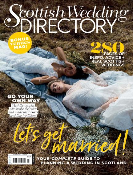 Scottish Wedding Directory June 28, 2018 00:00