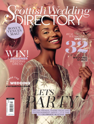 Scottish Wedding Directory Spring 2019