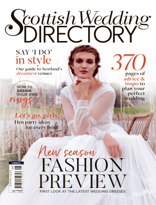 Scottish Wedding Directory Summer 2019