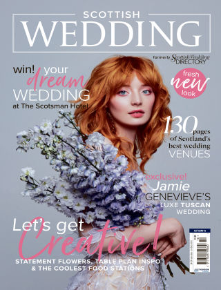 Scottish Wedding Directory Autumn 2019