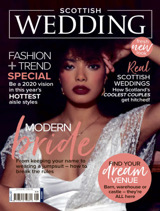 Scottish Wedding Winter 2019