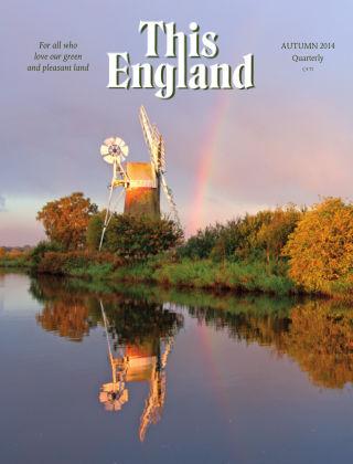 This England Autumn 2014
