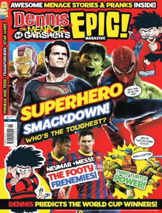 Epic Issue 12
