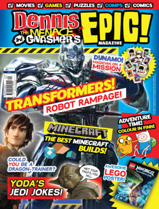 Epic Issue 13