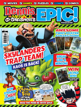 Epic Issue 16