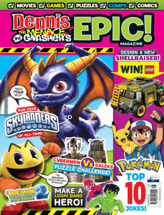 Epic Issue 17