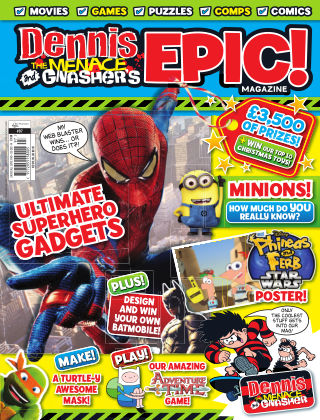 Epic Issue 18