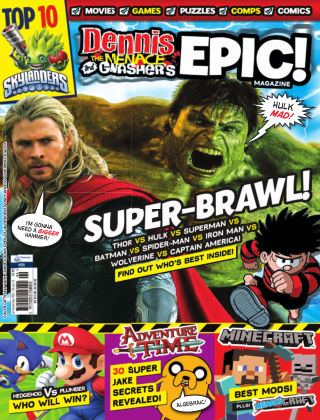 Epic Issue 20