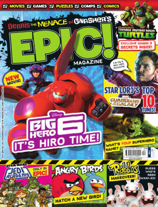 Epic Issue 21