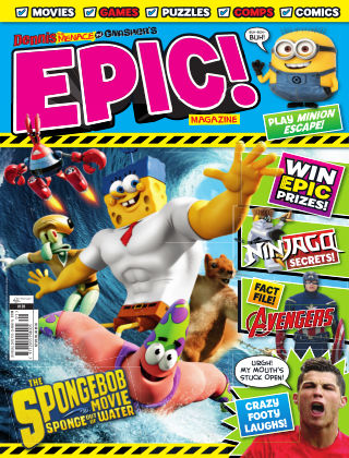 Epic Issue 22