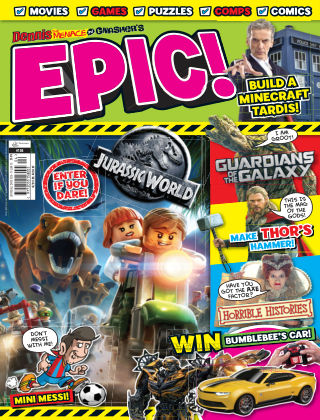 Epic Issue 25