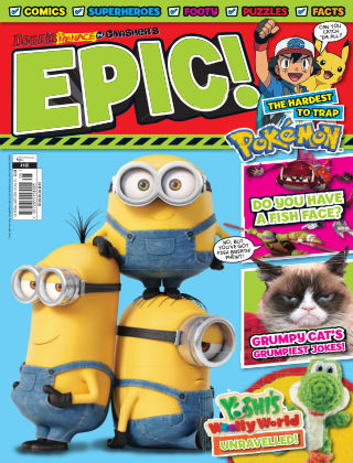 Epic Issue 26
