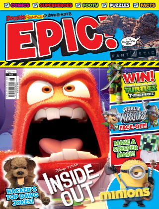 Epic Issue 27