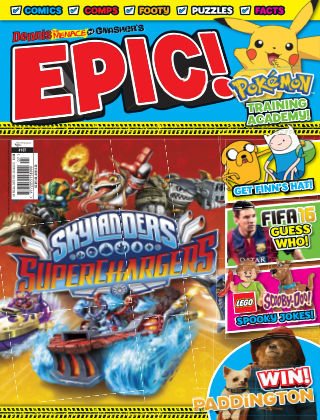 Epic Issue 28