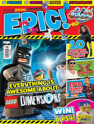 Epic Issue 29