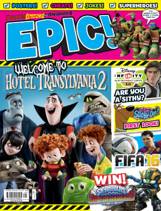Epic Issue 30