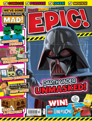Epic Issue 31