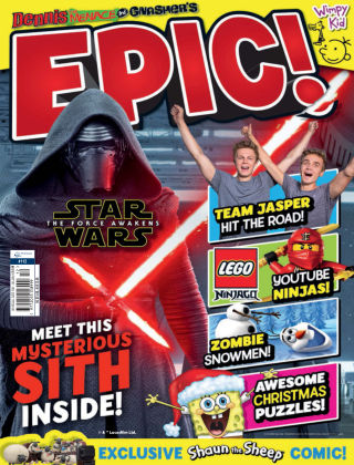 Epic Issue 33