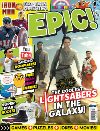 Epic Issue 34