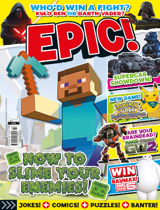 Epic Issue 35